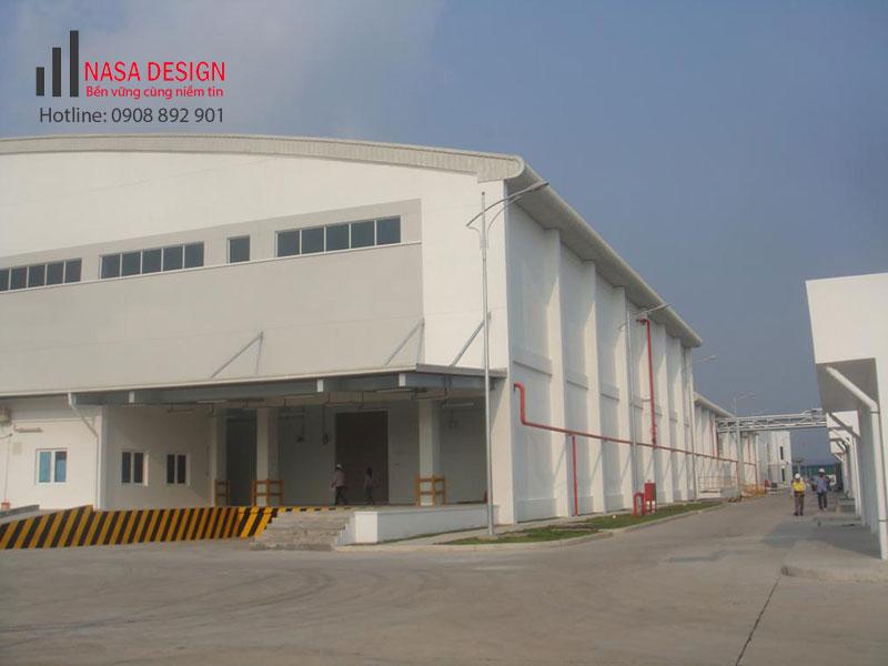 Công ty lắp dựng nhà xưởng tại Bình Dương