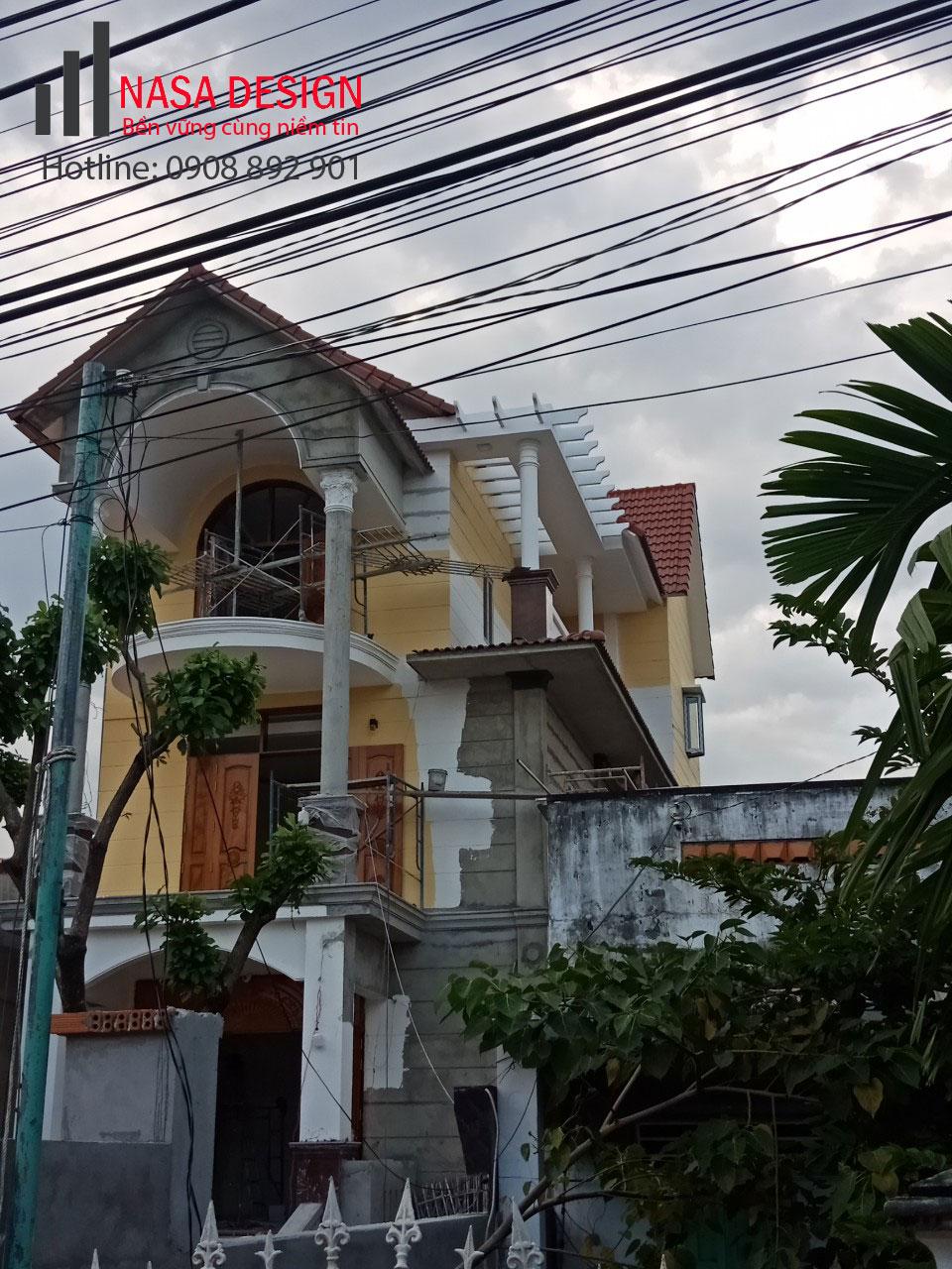 Nasa Bình Dương bàn giao nhà