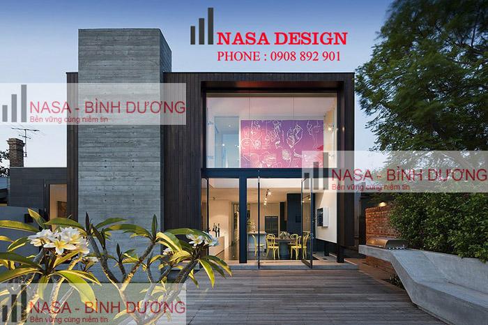 thiết kế thi công nhà biệt thự