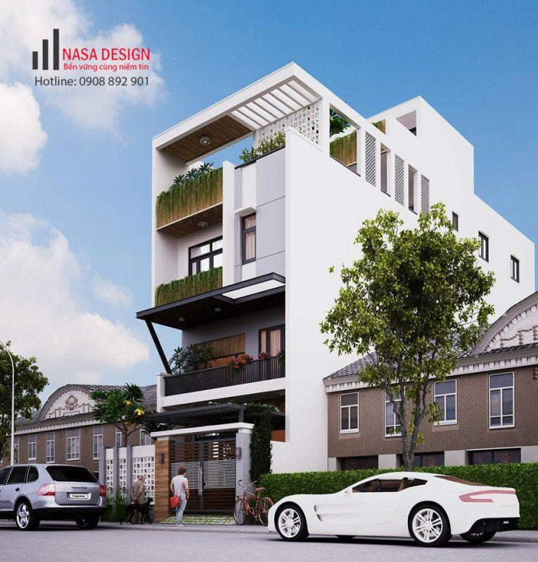 Thiết kế thi công xây dựng nhà ở, nhà phố, biệt thự Bình Dương