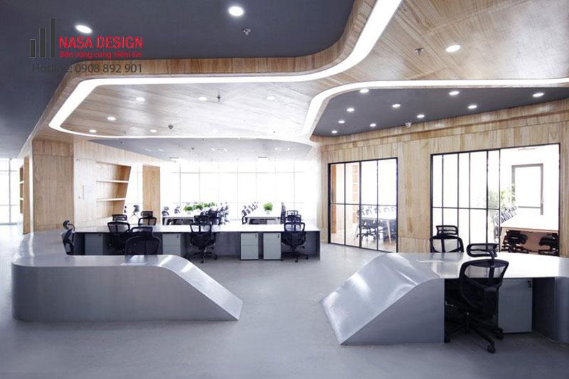 Thiết kế văn phòng tại Bình Dương